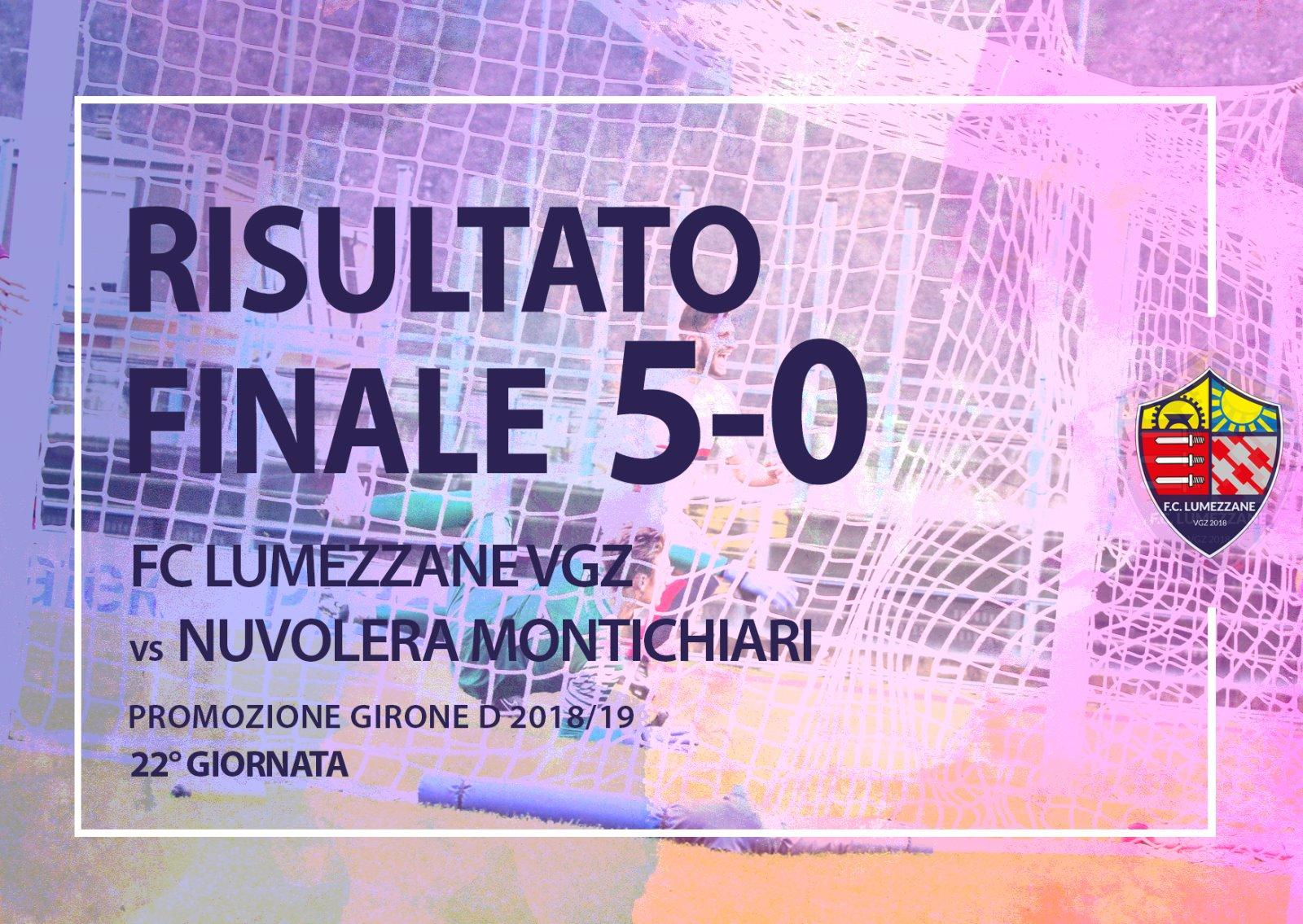Fc Lumezzane Vgz VS Nuvolera Montichiari, L'Intervista
