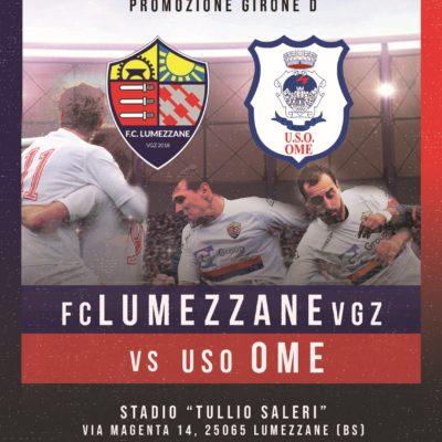 Finale Playoff   Fc Lumezzane Vgz VS Uso OME