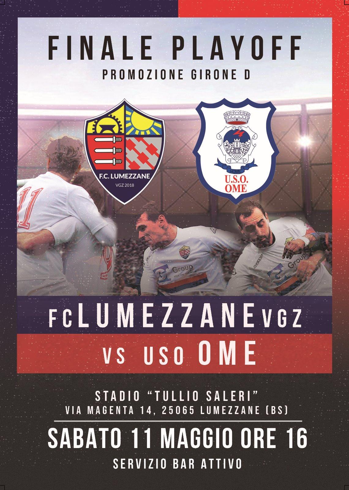 Finale Playoff | Fc Lumezzane Vgz VS Uso OME