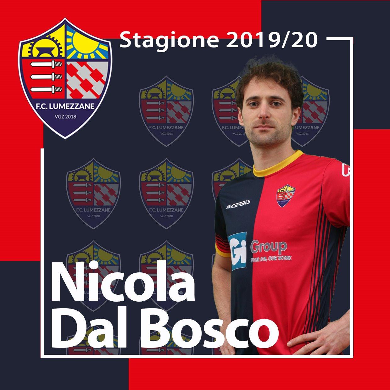 Nicola Dal Bosco Confermato Nella Prossima Stagione 2019/2020
