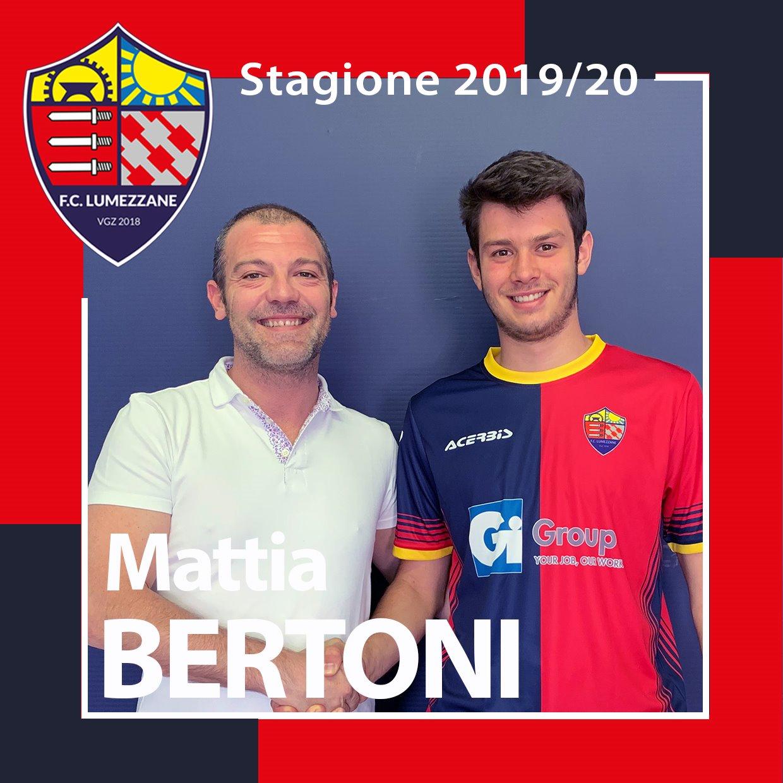 Nuovo Giocatore! Mattia Bertoni
