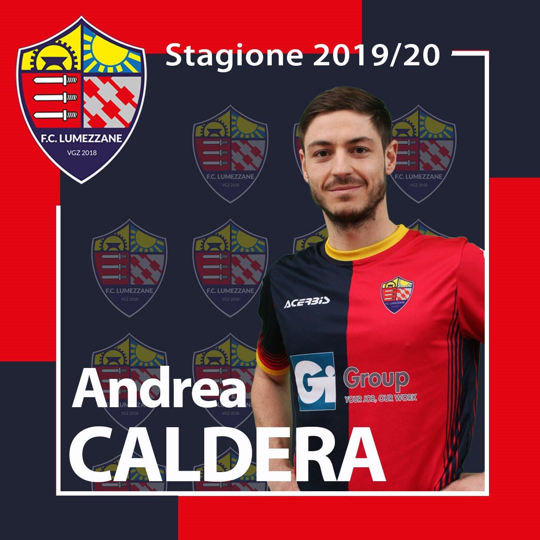 Andrea Caldera Confermato Nella Stagione 2019/2020