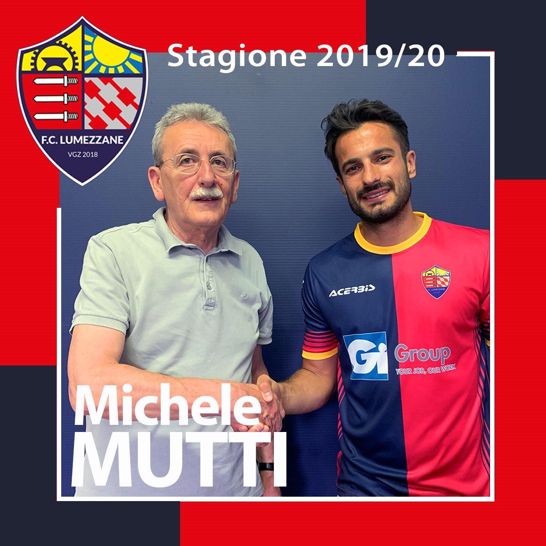 Benvenuto Michele Mutti