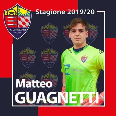 Matteo Guagnetti Riconfermato