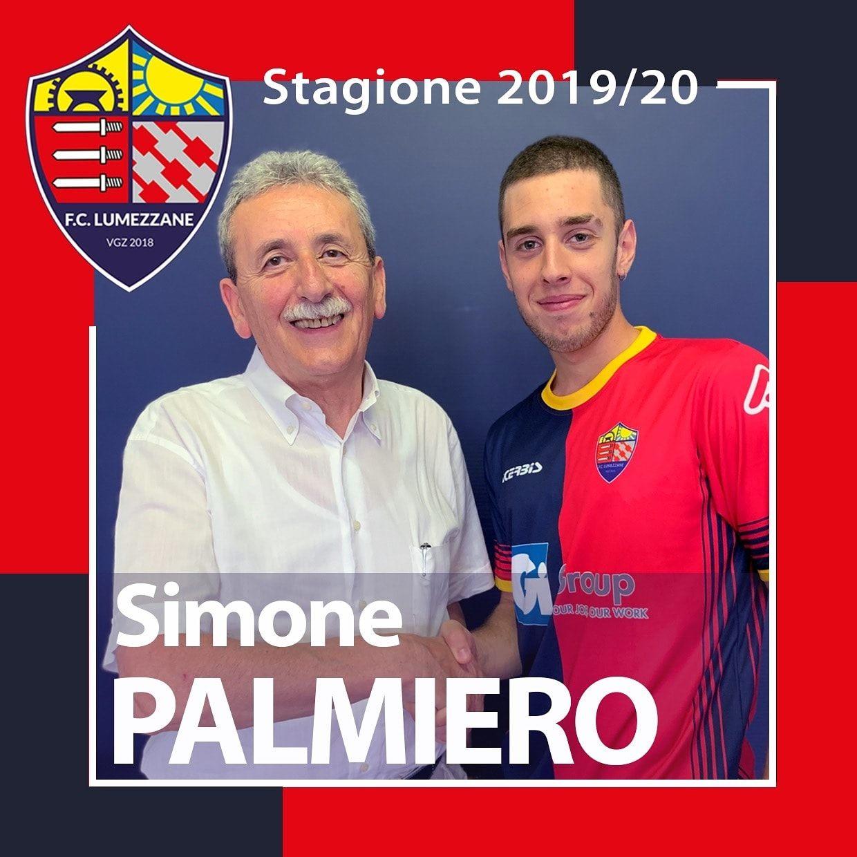 Benvenuto In Rossoblu A Simone Palmiero