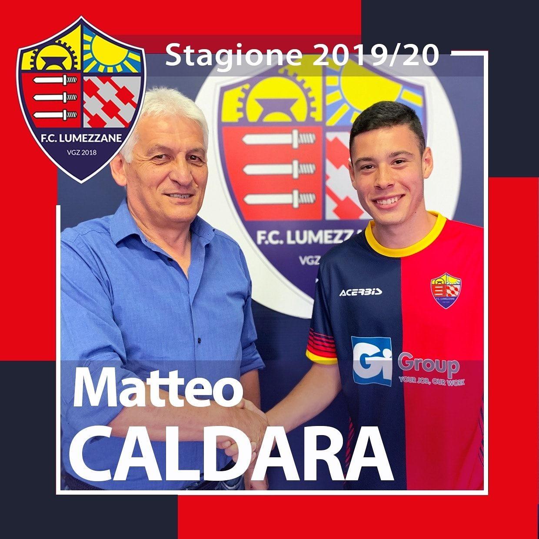 Benvenuto In Rossoblu Matteo Caldara