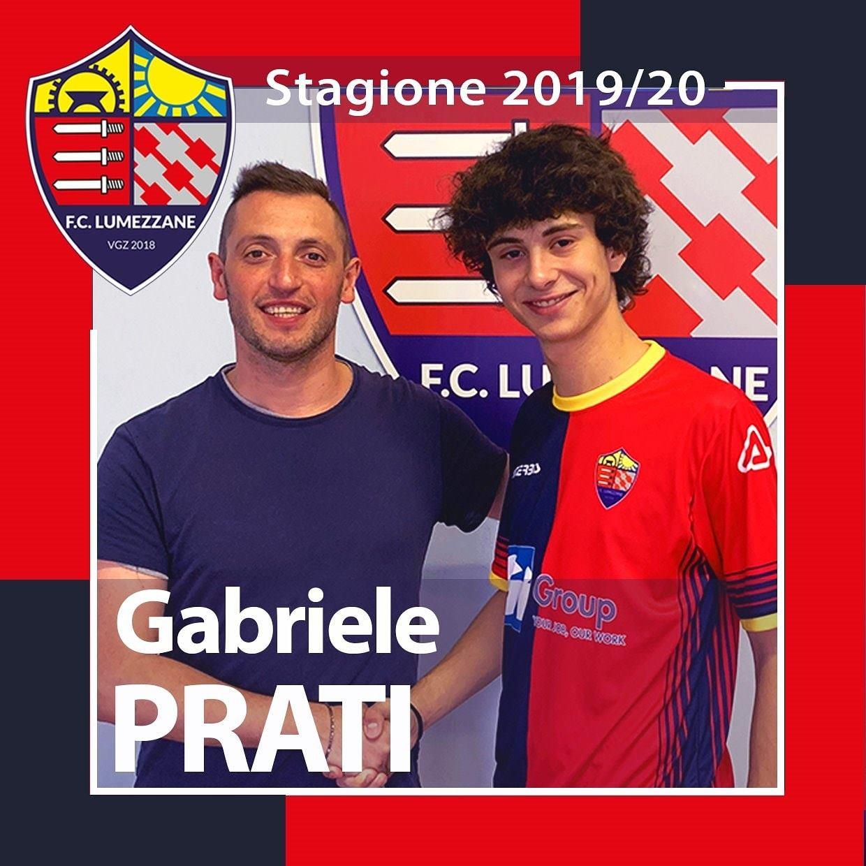 Benvenuto In Rossoblu  Gabriele Prati