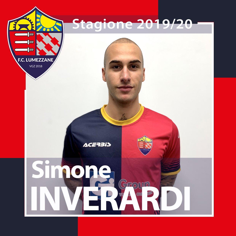 Benvenuto In Rossoblù A Simone Inverardi