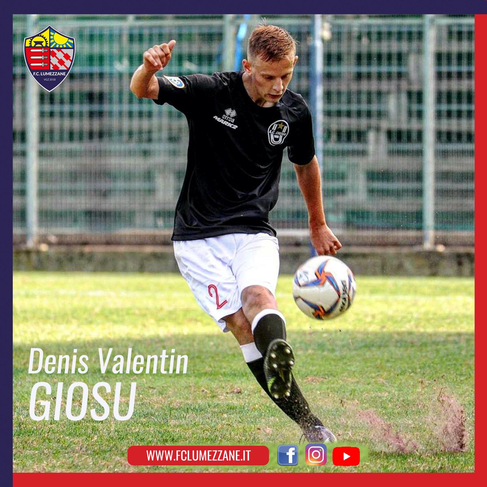 Ufficiale: Denis Valentin Giosu è Un Nuovo Giocatore Del Lumezzane