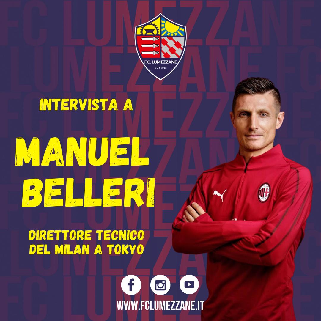 Intervista A Manuel Belleri | Ex Rossoblù Si Raccontano