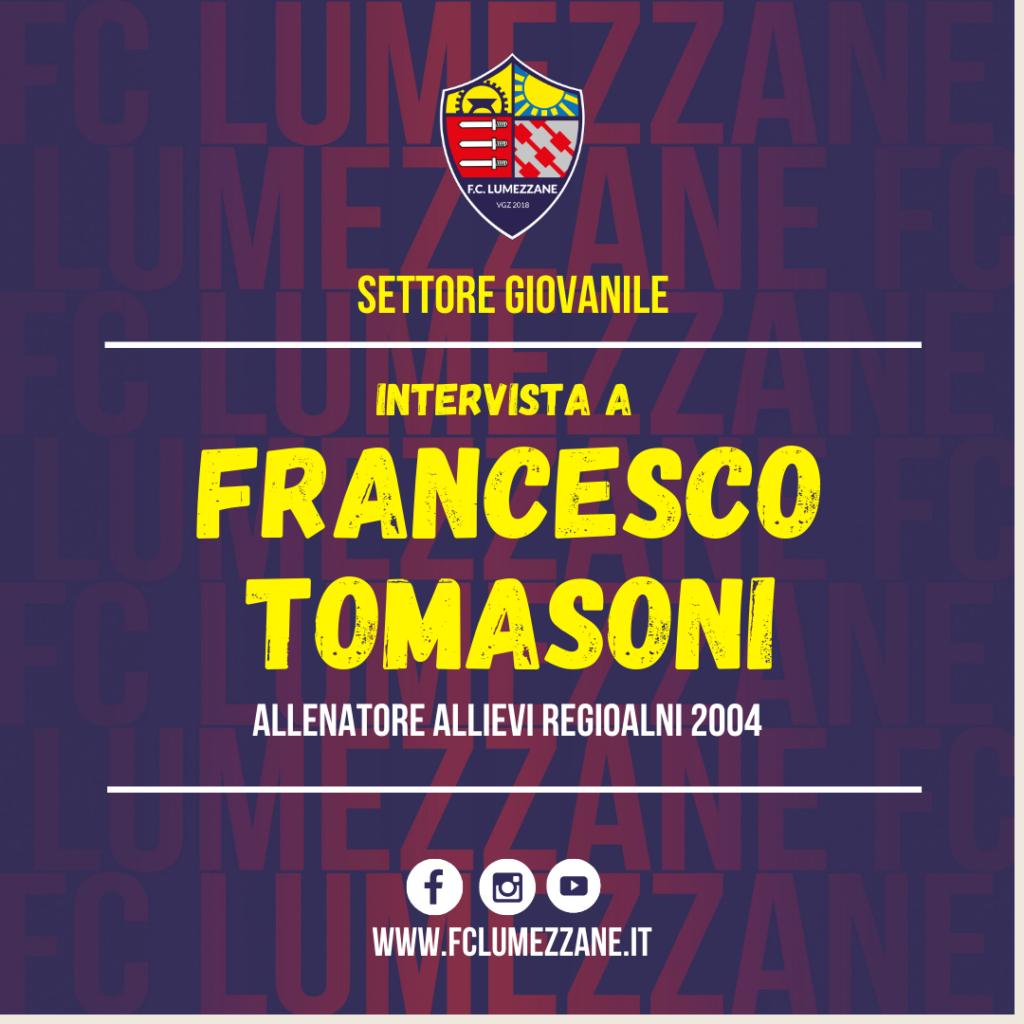Francesco Tomasoni