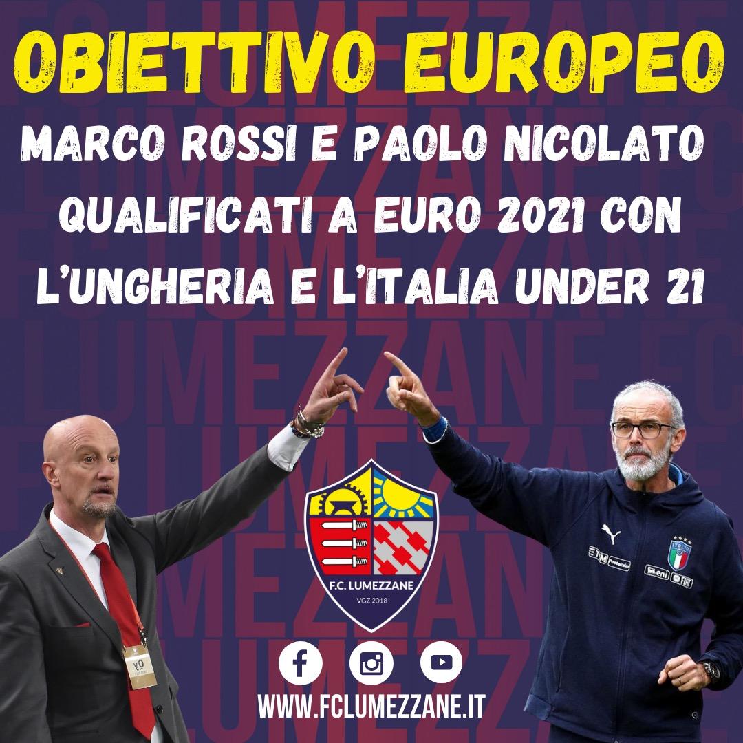 Europei 2021: Un Po' Di Rossoblù Con Marco Rossi E Paolo Nicolato