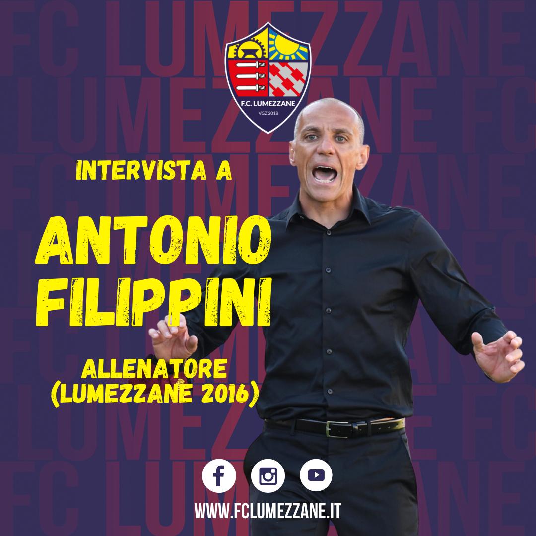 Intervista Ad Antonio Filippini | Ex Rossoblù Si Raccontano