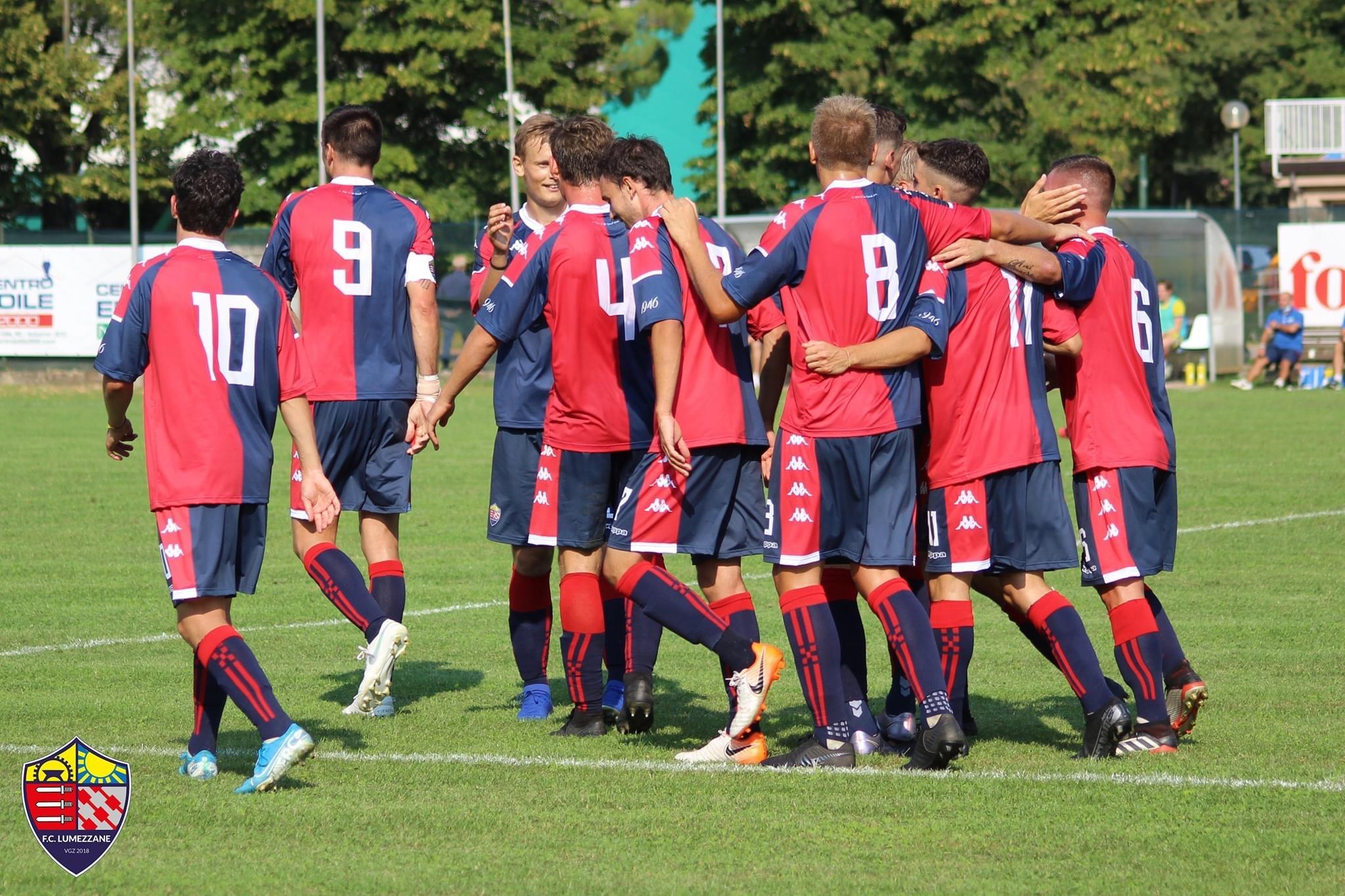Coppa Italia   Gara 1   Vobarno – FC Lumezzane Vgz 1-2