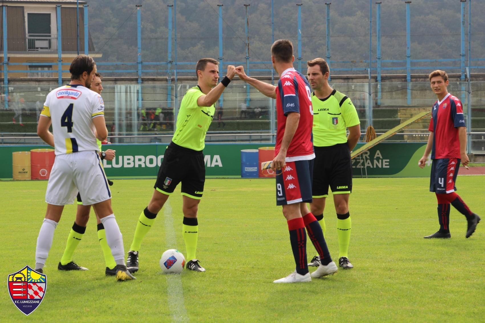 Coppa Italia | Gara 2 | FC LUMEZZANE VGZ – Ciliverghe 1-1