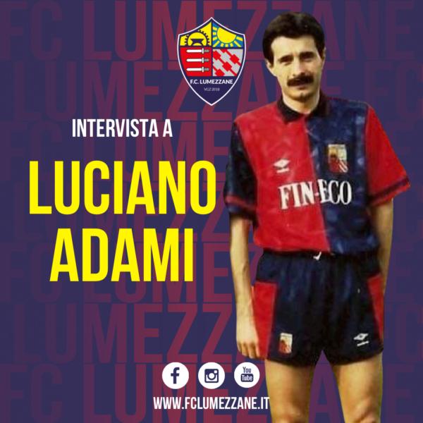 Intervista A Luciano Adami |Ex Rossoblù Si Raccontano | Pt.4