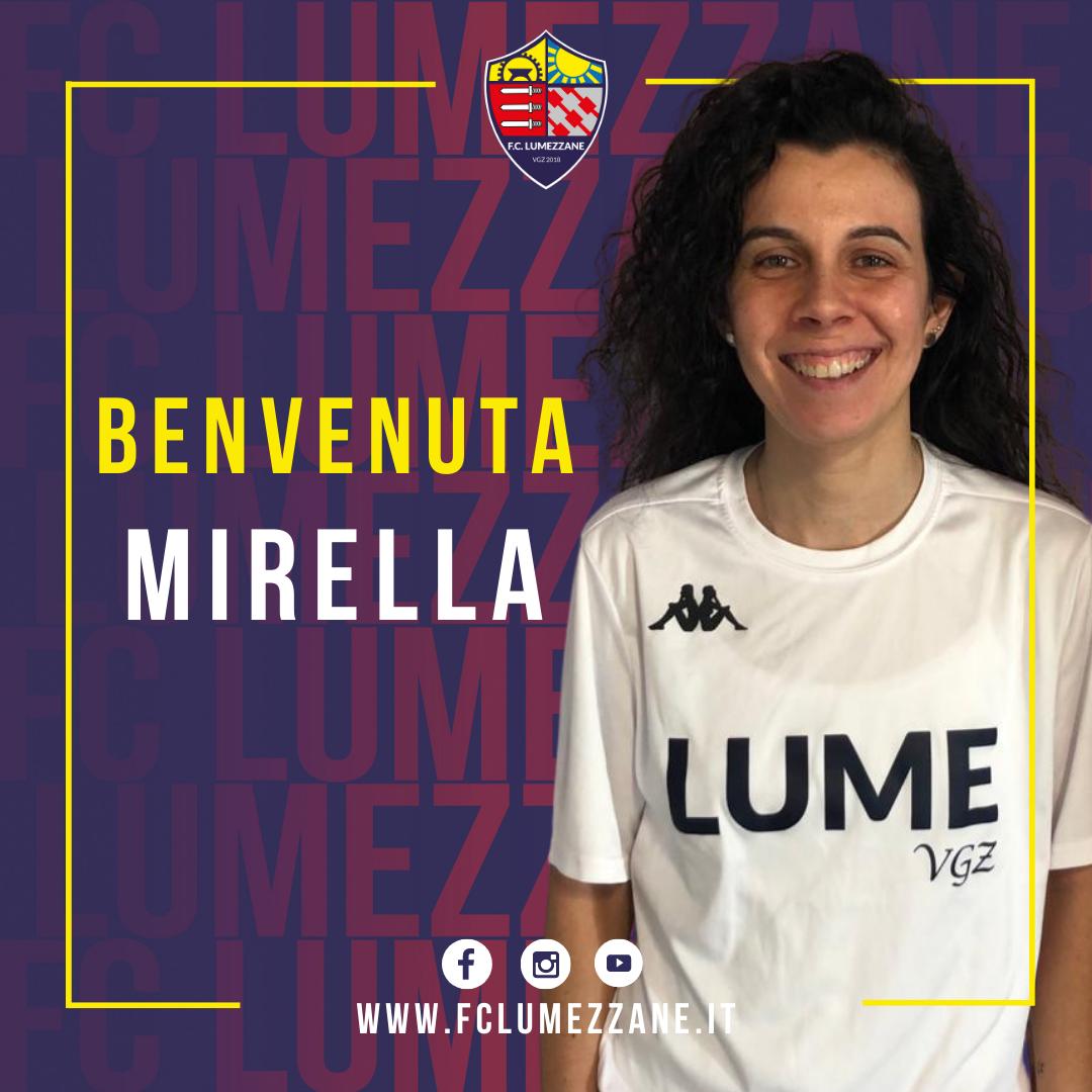 Ufficiale: Mirella Capelloni è Una Nuova Giocatrice Del Lumezzane
