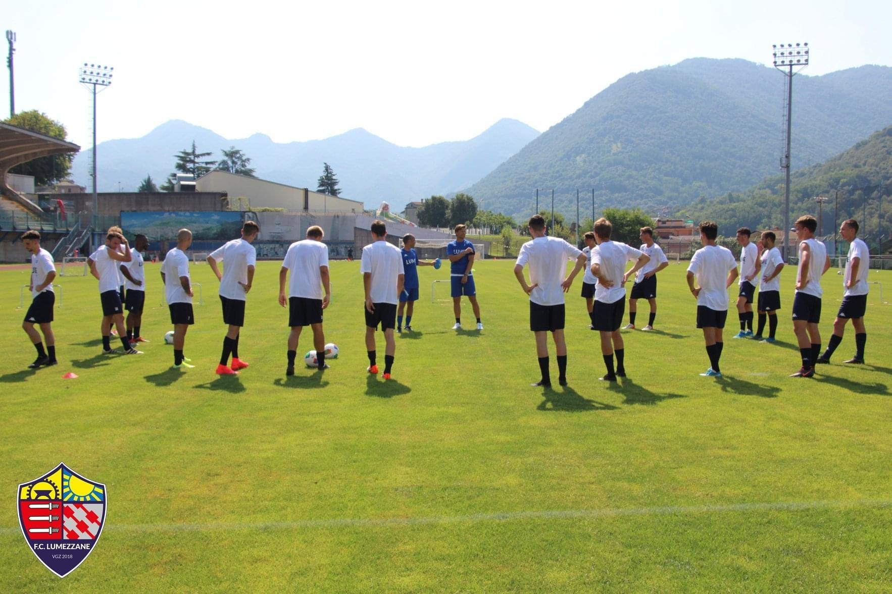 Prima Squadra | Primo Giorno Di Raduno (10-08-2020)