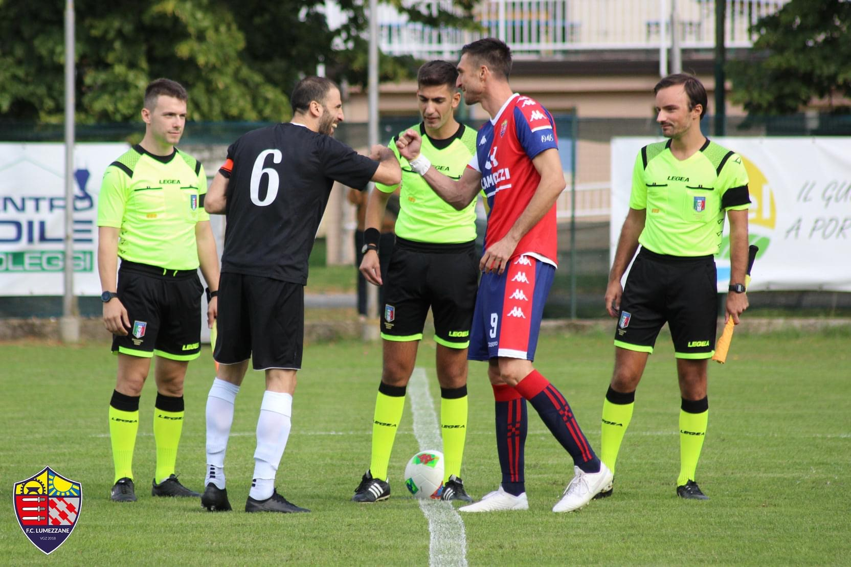 Campionato   1ª Giornata   Vobarno – FC LUMEZZANE VGZ 0-2