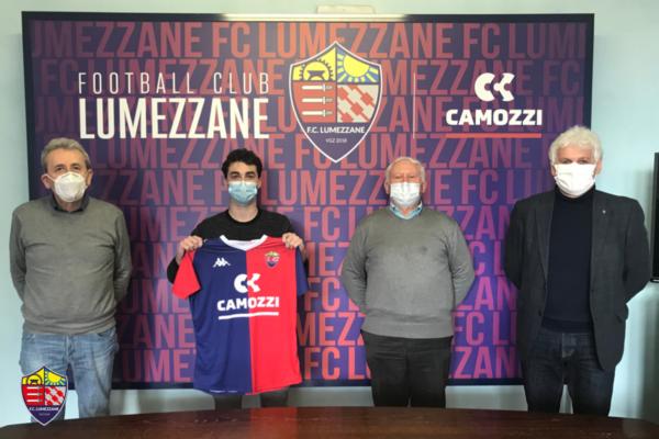 Ufficiale: Simone Barezzani è Un Nuovo Giocatore Rossoblù