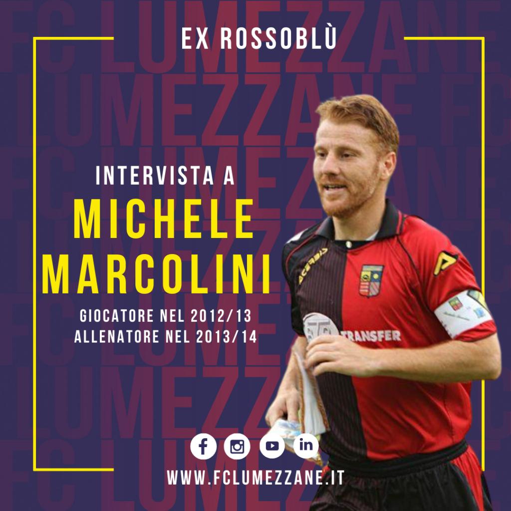 Intervista Michele Marcolini