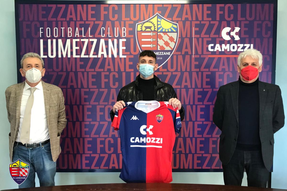 Ufficiale: Riccardo Villa è Un Nuovo Giocatore Rossoblù