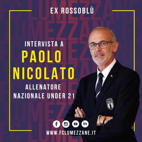 Intervista A Paolo Nicolato | Ex Rossoblù Si Raccontano | Pt. 7