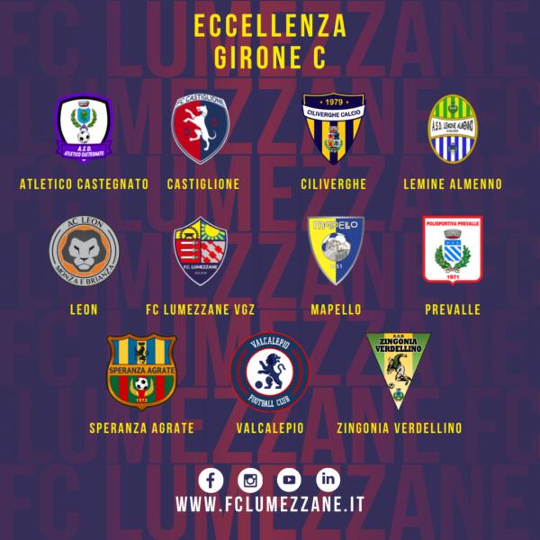 Eccellenza 2021: Lumezzane Nel Girone C