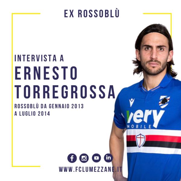 Intervista A Ernesto Torregrossa | Ex Rossoblù Si Raccontano | Pt. 9