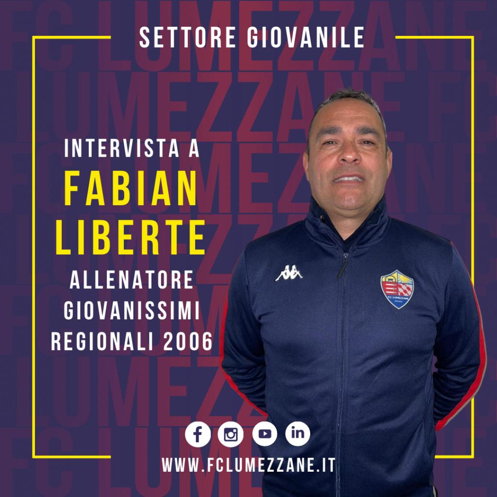 Intervista a Fabian Liberte