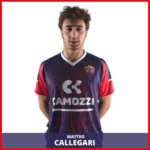 Callegari Matteo