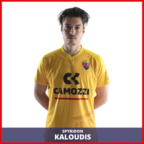Kaloudis Spyridon