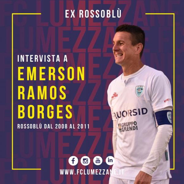Intervista A Emerson Ramos Borges | Ex Rossoblù Si Raccontano | Pt. 11
