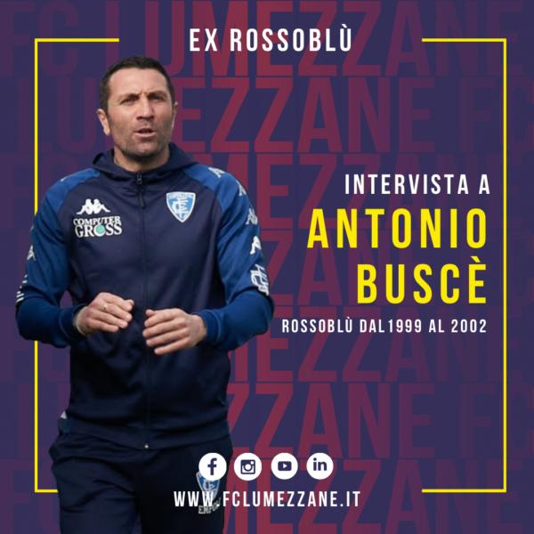 Intervista Ad Antonio Buscè | Ex Rossoblù Si Raccontano | Pt. 10