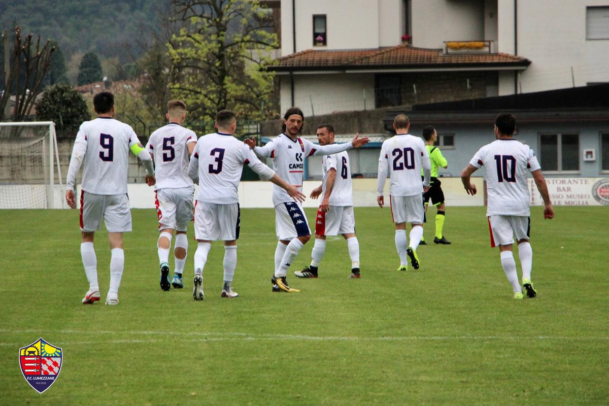 Campionato | 1ª Giornata | FC LUMEZZANE VGZ – Speranza Agrate 2-0