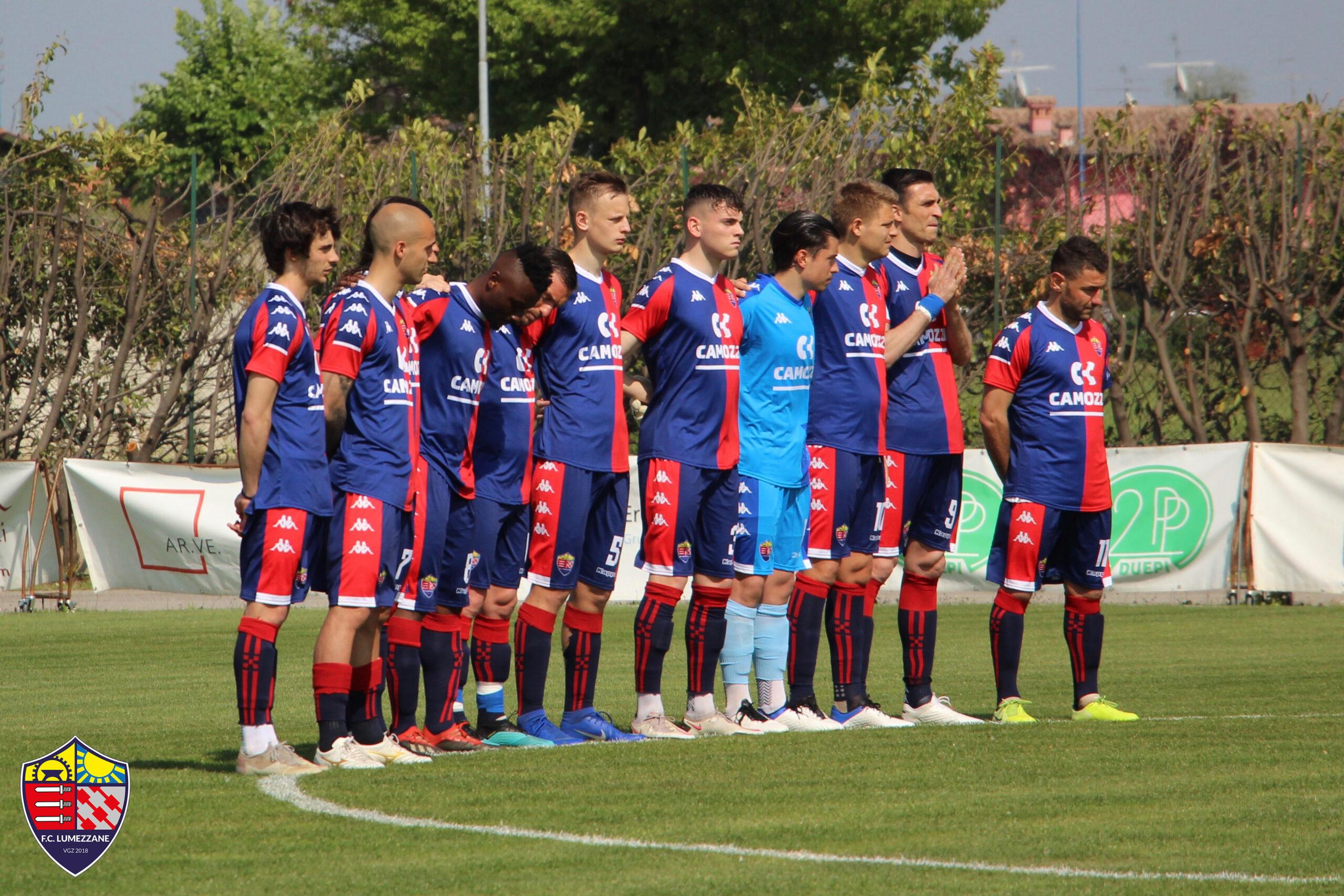 Campionato | 3ª Giornata | Ciliverghe – FC LUMEZZANE VGZ 1-1