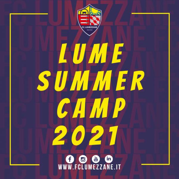 Lume Summer Camp 2021