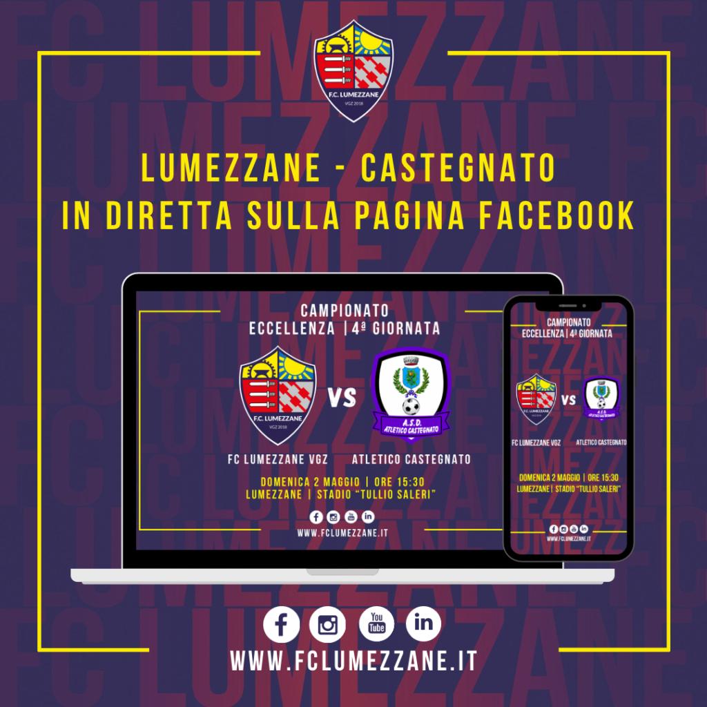 Live Lumezzane - Castegnato