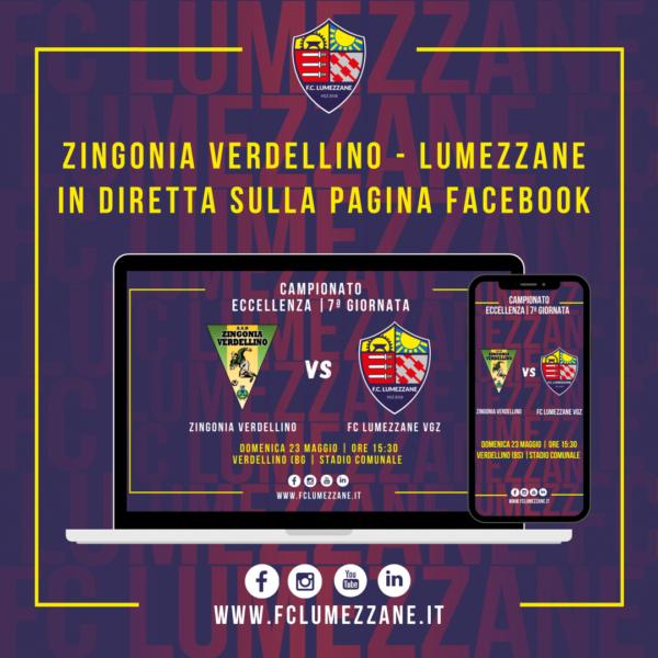 Zingonia Verdellino – FC LUMEZZANE VGZ: LA DIRETTA