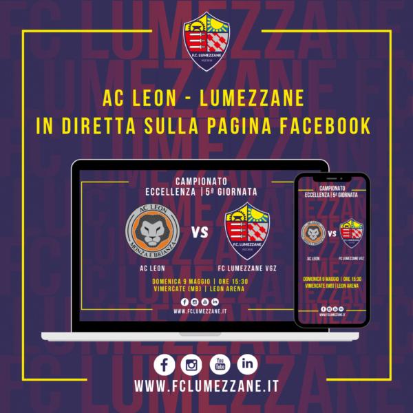 AC Leon – FC LUMEZZANE VGZ: LA DIRETTA