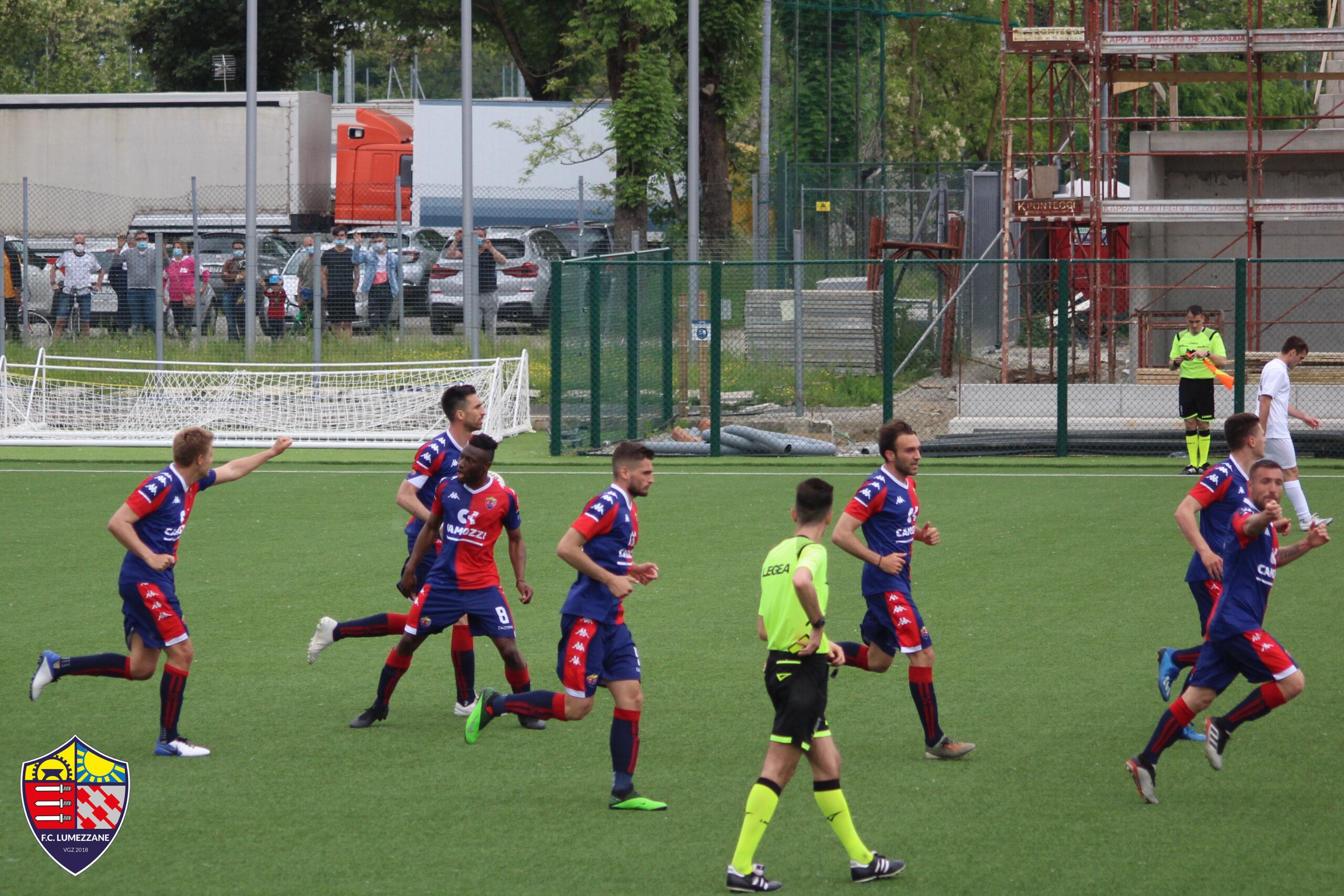 Campionato | 5ª Giornata | AC Leon – FC LUMEZZANE VGZ 2-2