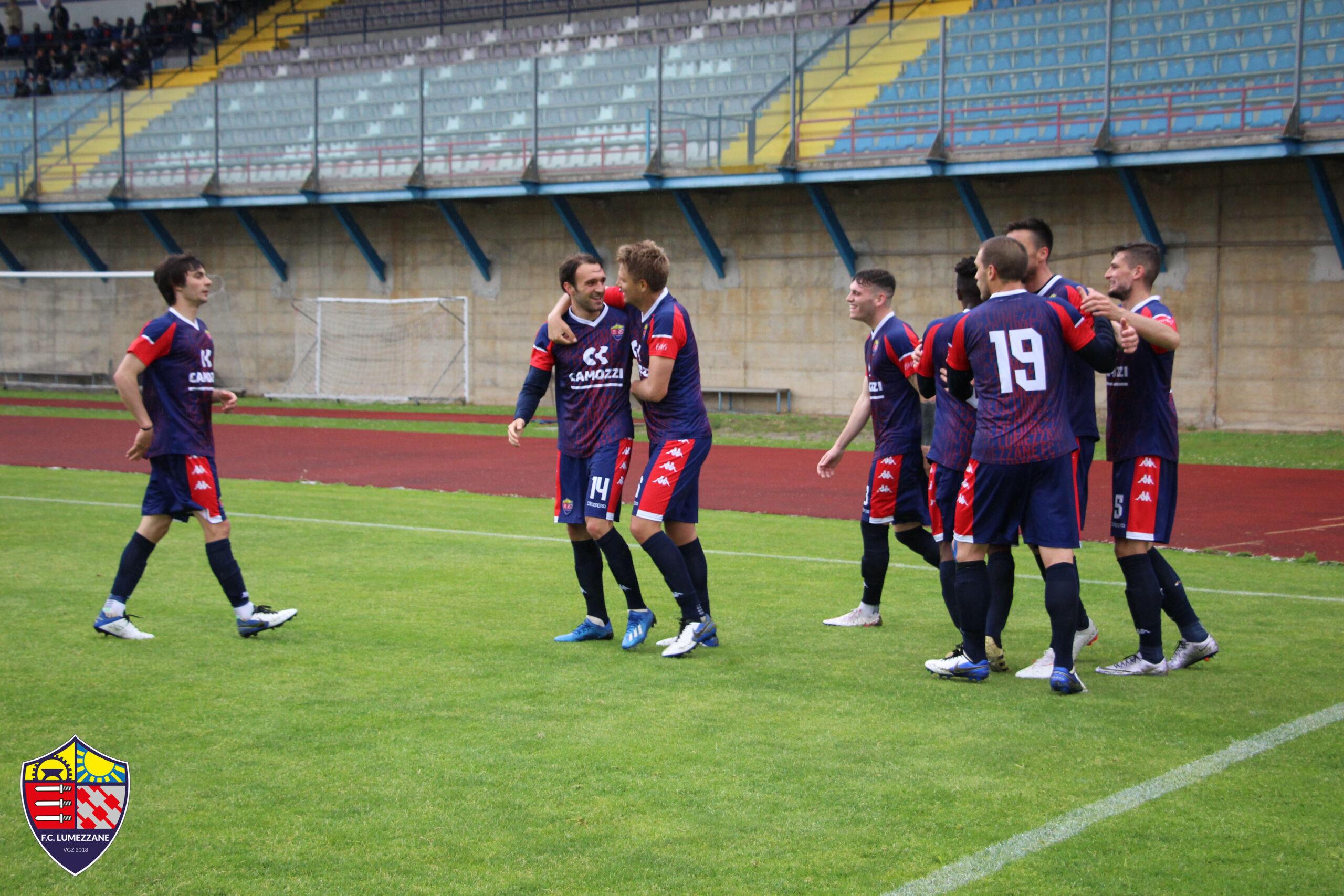 Campionato   6ª Giornata   FC LUMEZZANE VGZ – Prevalle 4-2