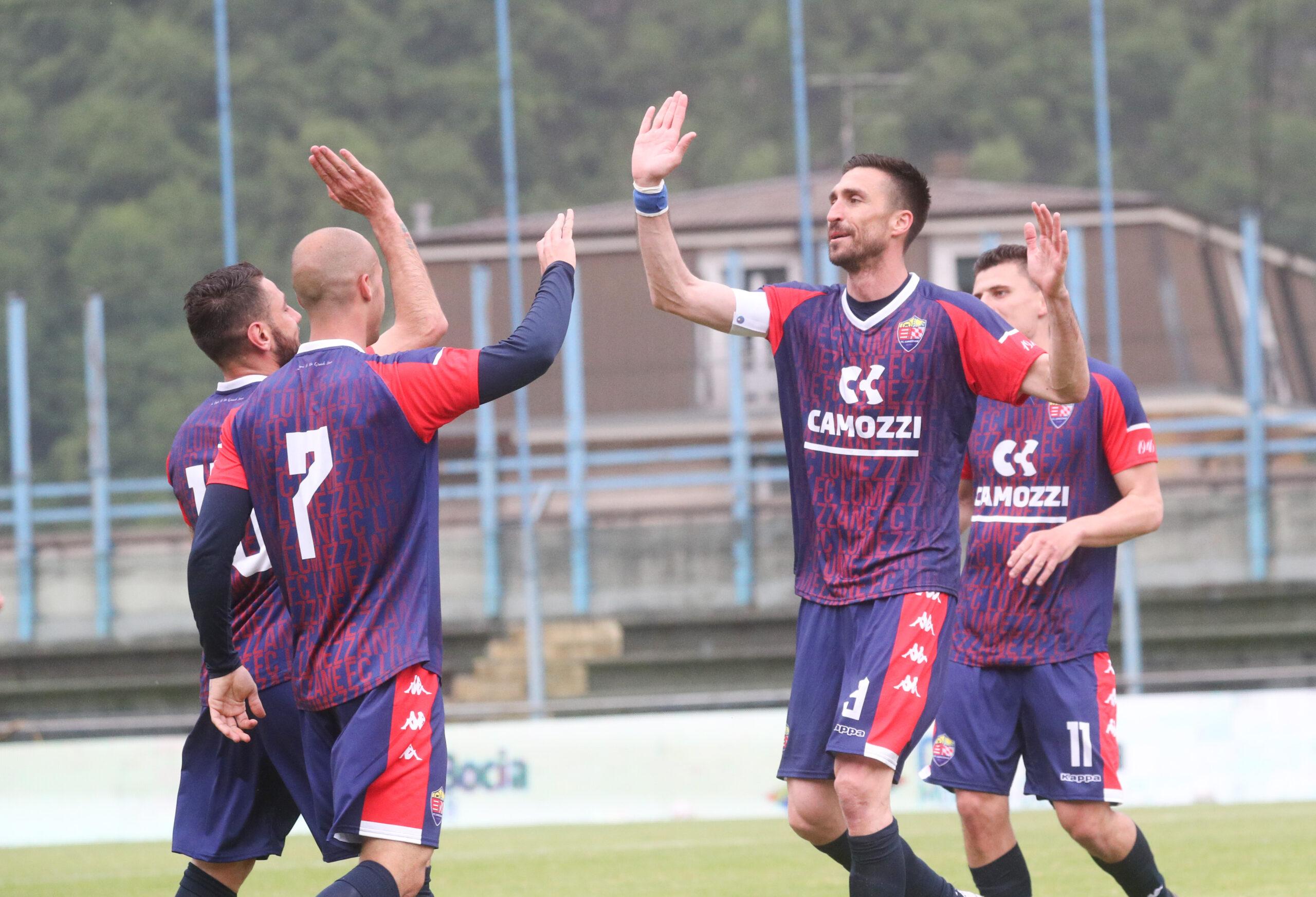 Campionato | 6ª Giornata | FC LUMEZZANE VGZ – Prevalle 4-2 (Foto Di Marco Zurru)