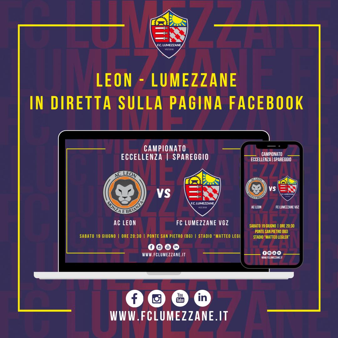 Leon – FC LUMEZZANE VGZ: LA DIRETTA