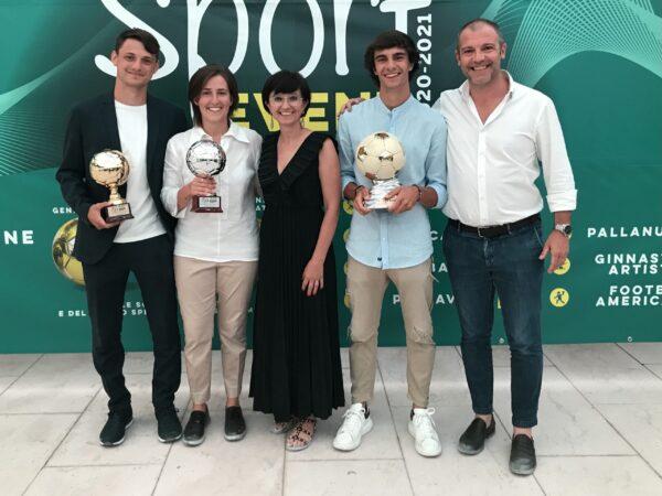 Sport Event Bresciaoggi: Zugno Eletto Miglior Giovane Della Stagione