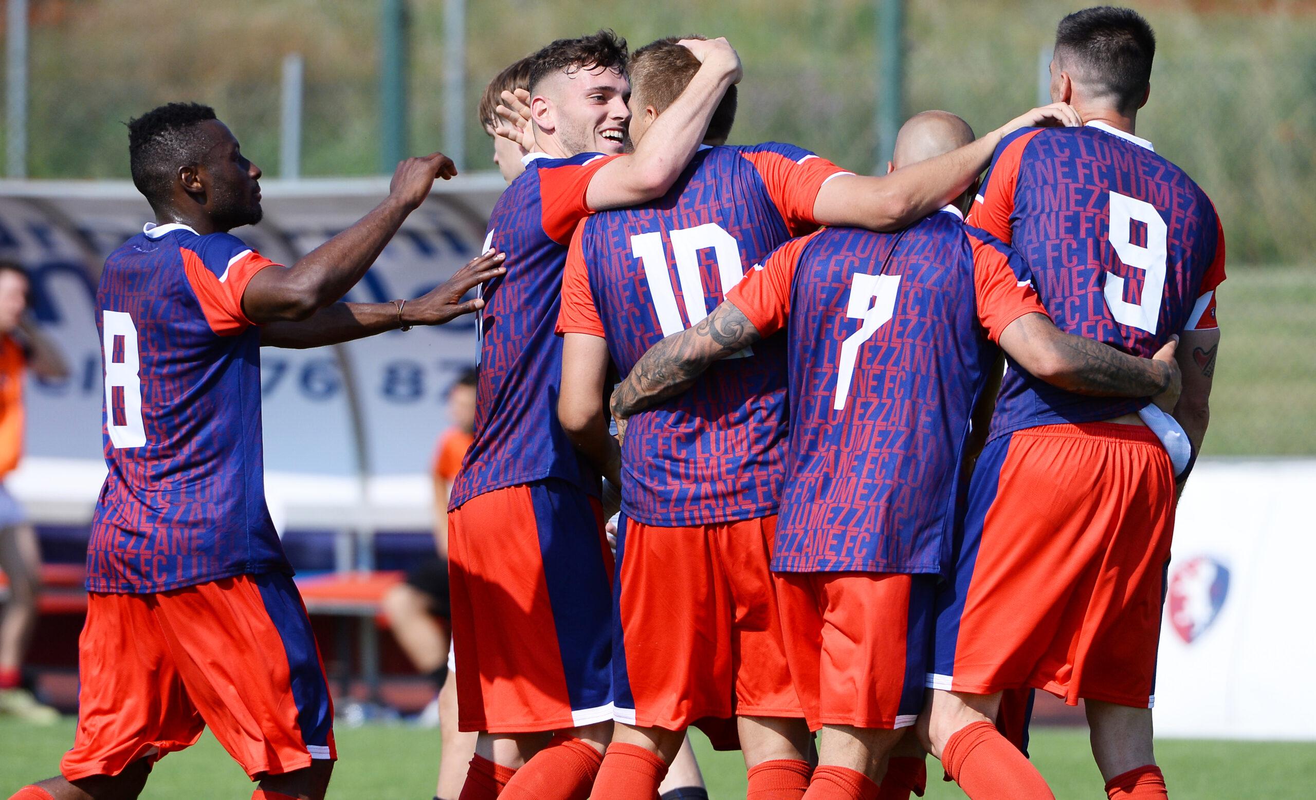 Campionato  11ª Giornata   Castiglione – FC LUMEZZANE VGZ 1-2