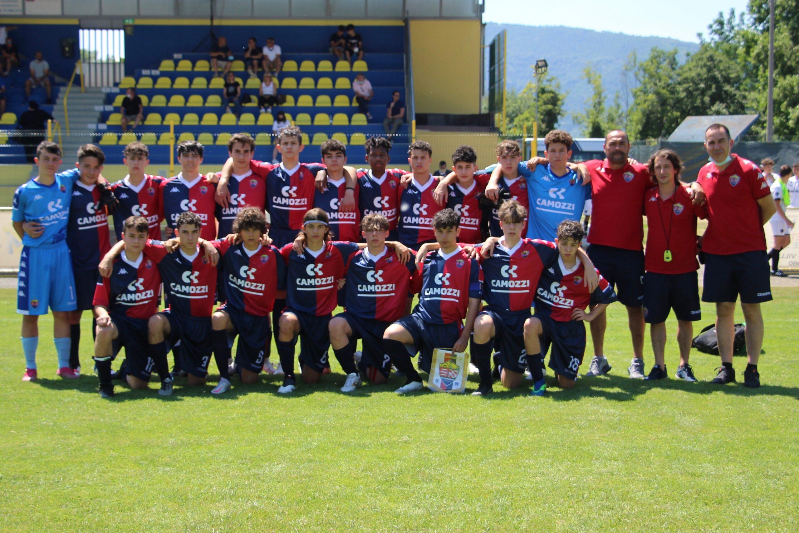 (26-6-21) | Bresciaoggi | Finale Giovanissimi | FC LUMEZZANE – Voluntas Montichiari