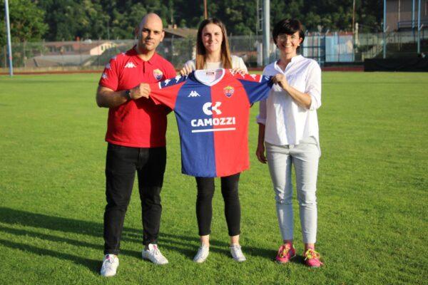 Comunicato Ufficiale: Chiara Massussi è Una Nuova Giocatrice Rossoblù