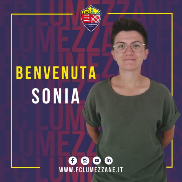 Comunicato Ufficiale: Sonia Mottinelli è Una Nuova Giocatrice Rossoblù
