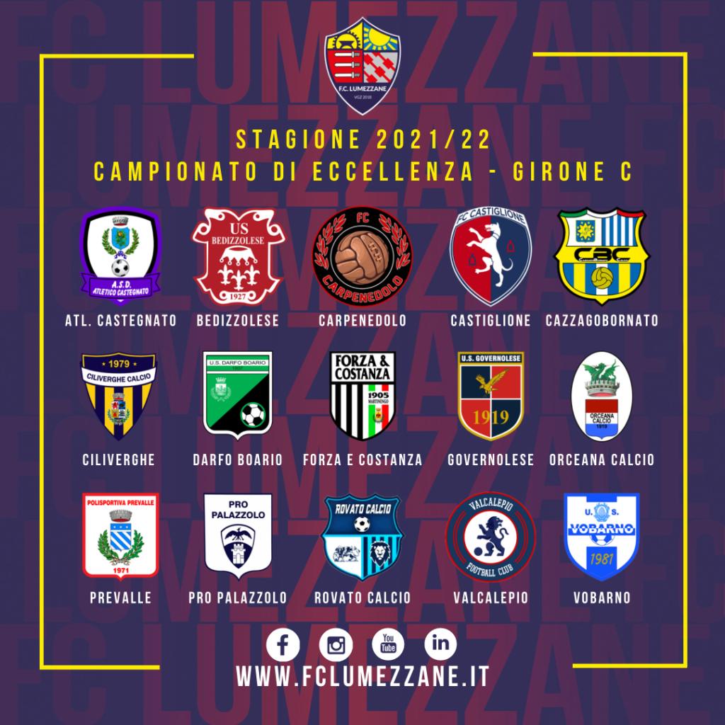 Girone Campionato Eccellenza 21/22